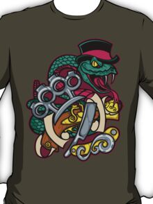 Snakes and Razors T-Shirt