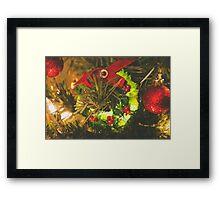It's Christmas 3 Framed Print