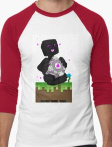 Enderchibi! Men's Baseball ¾ T-Shirt