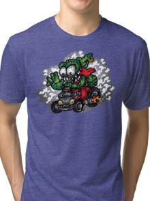 Monster Fink Tri-blend T-Shirt