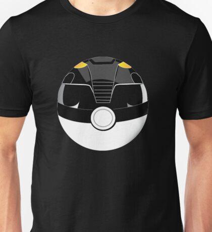 BLACK RANGER POKEBALL Unisex T-Shirt