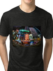 Fisheye on Broadway Tri-blend T-Shirt