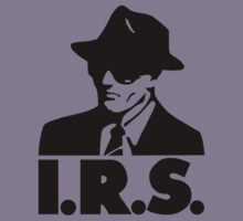 I R S - I.R.S. Records T-Shirt by briancastro