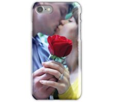 Red Rose Romance iPhone Case/Skin