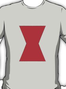 Black Widow Logo T-Shirt