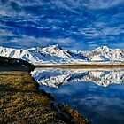 Eastern Sierra Lakes by Cat Connor