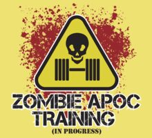 Zombie Apocalypse by Levantar