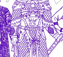 Dynasty Gentleman's Choice Sticker