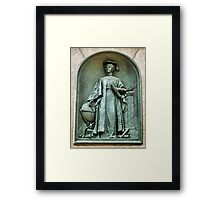 Ready to Conquer the World  Framed Print