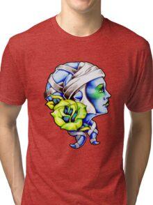 Aayla Secura Tri-blend T-Shirt