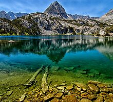 Lower Lamark Lake by Cat Connor