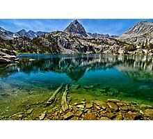 Lower Lamark Lake Photographic Print