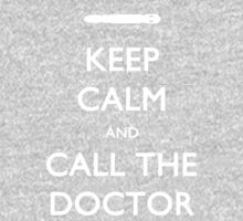 Keep Calm and Call the Doctor (SS) by tjneedsalife