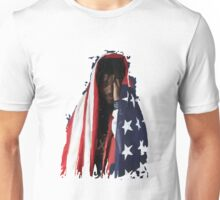 Amerikkkan Steez Unisex T-Shirt