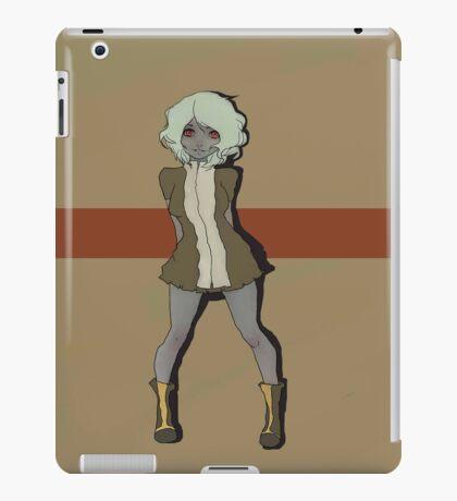 Anime Girl   iPad Case/Skin
