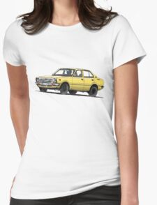 1978 Toyota Corolla Womens Fitted T-Shirt
