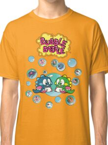 Bubble Bobble Classic T-Shirt