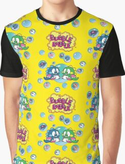 Bubble Bobble Graphic T-Shirt