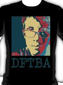Hank Green DFTBA Black  T-Shirt