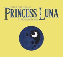 Legend of Princess Luna Kids Clothes