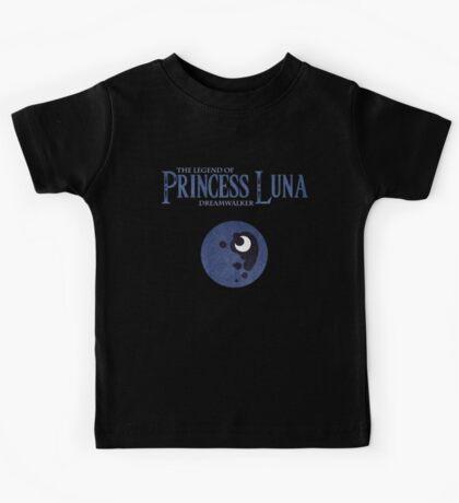 Legend of Princess Luna Kids Tee