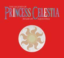 Legend of Princess Celestia Kids Clothes