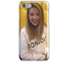 Zoe Smiling :) iPhone Case/Skin