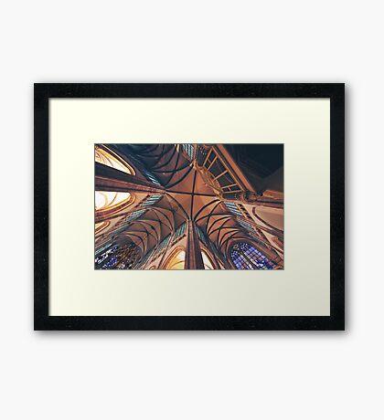 Ancient Impressionism Framed Print