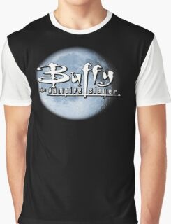 Buffy logo Graphic T-Shirt