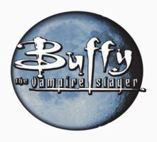 Buffy logo Baby Tee