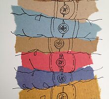 shirts by Jonesyinc