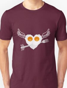 Breakfast for Lovers  T-Shirt