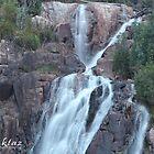 Marysville Falls - Victoria by Glenn  Cramsie