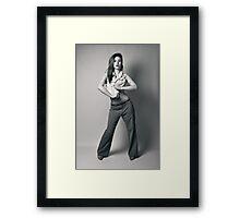 Sabrina20 Framed Print