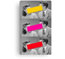 Love at first sight Canvas Print