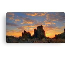 New Day. Canvas Print