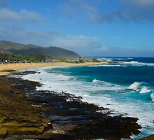 West wild side of Oahu by raymona pooler