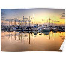 Embarcadero Marina 4.0 Poster