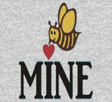 °•Ƹ̵̡Ӝ̵̨̄Ʒ♥Bee Mine-Cute HoneyBee Clothing & Stickers♥Ƹ̵̡Ӝ̵̨̄Ʒ•° One Piece - Long Sleeve