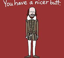William Shakespeare by Ben Kling