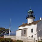 Cabrillo Lighthouse - Point Loma, California (USA) by Joshua McDonough