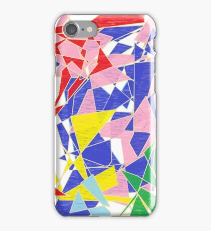 Complicated Colors iPhone Case/Skin