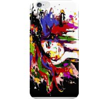 All coluors of my wild love iPhone Case/Skin