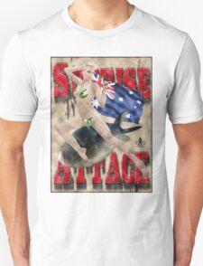 Suprise Attack - SFW Vintage T-Shirt