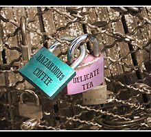 Locked In Love by HazardousCoffee