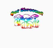 Got Shrooms Rainbow Design Unisex T-Shirt