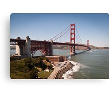 Golden Gate Bridge - San Francisco, CA (USA) Canvas Print