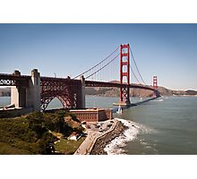 Golden Gate Bridge - San Francisco, CA (USA) Photographic Print