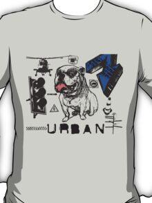 Urban Grunge Bulldog T-Shirt