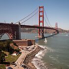 Golden Gate Bridge - San Francisco, CA (USA) by Joshua McDonough Photography
